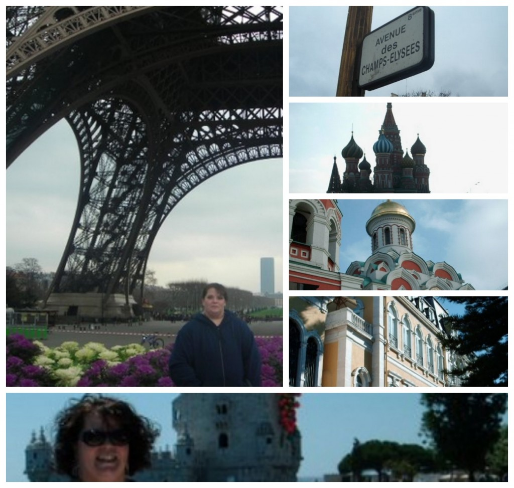 Paris, Moscow, and Lisbon