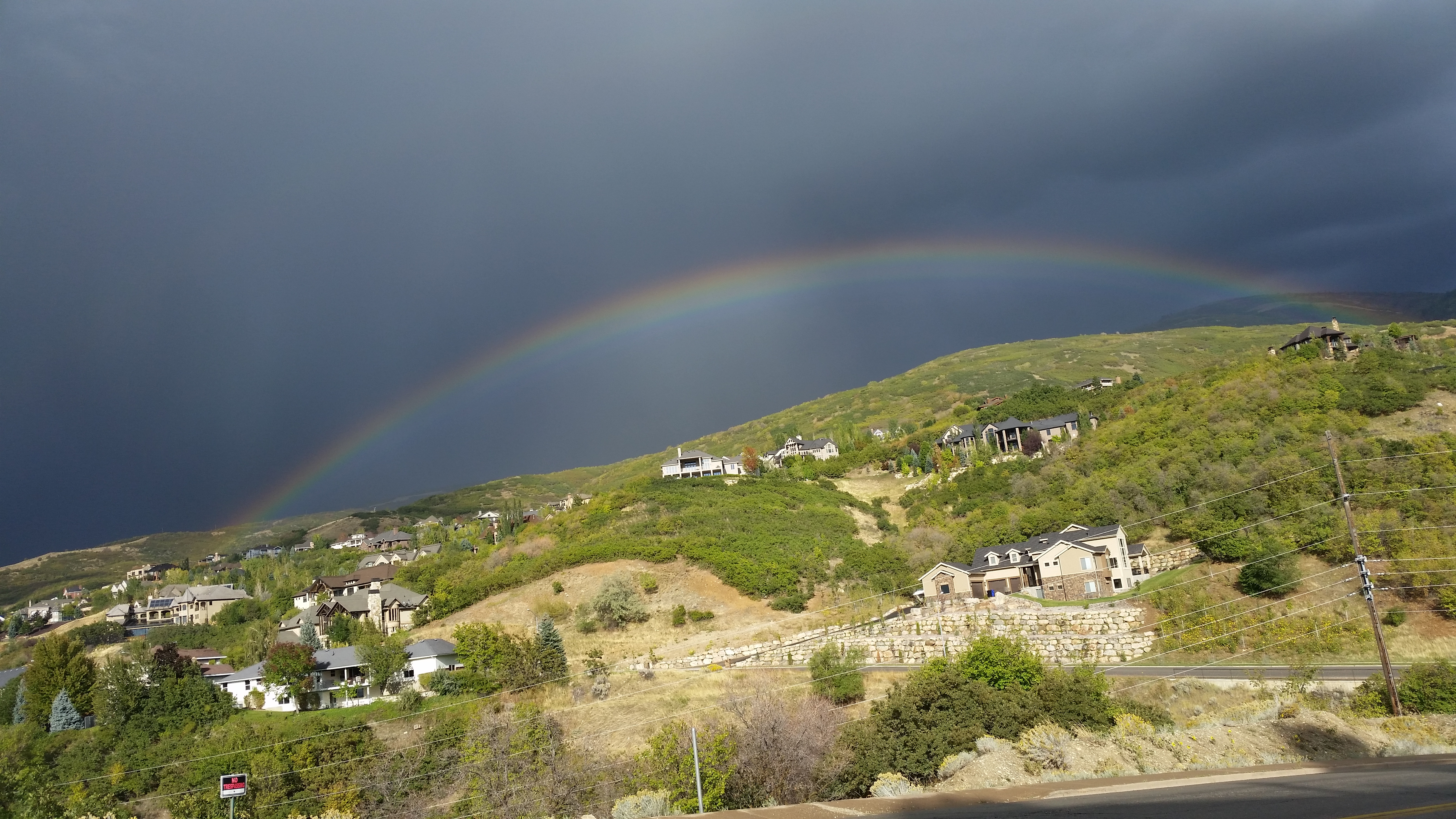 This Was The Veiw Just Above My Home A Few Days Agou2026 We Had Gotten So Much  Rainu2026 Love It So Hard!